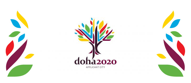 Afbeeldingsresultaat voor Doha logo